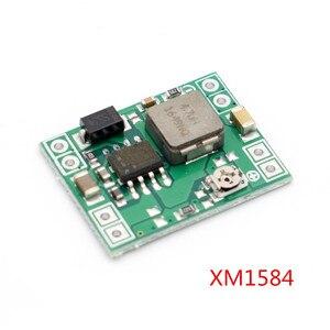 Image 2 - 100PCS Mini360 Mini 360/XM1584 model step down power module 3A DC DC low power module vehicle power supply   Better than LM2596