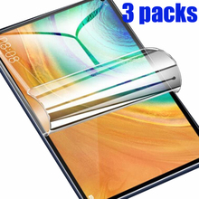 soft PET screen protector for Samsung galaxy tab S7 11''  SM-T870 SM-T875 S7+ plus 12.4'' SM-T970 SM-T977 protective tablet film