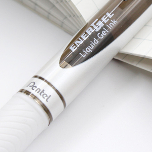 Image 4 - 6pcs Pentel BLN75 ปากกาเจลแห้งเร็วพิเศษปากกาปากกา EnerGel เข็ม เจลหมึกปากกา 0.5 มม.