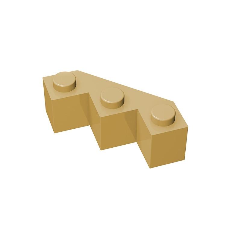 20pcs/50pcs Building Block Toy Diy Parts Assembles Particles 3x3 Bricks Parts Educational Creative Gift Children Toys