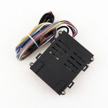 Readxt Auto Auto Faro Sensore di Spie di Controllo Interruttore per Vw Passat B5 Bora Golf 4 MK4 Polo Beetle Lavida Santana 5ND941431B