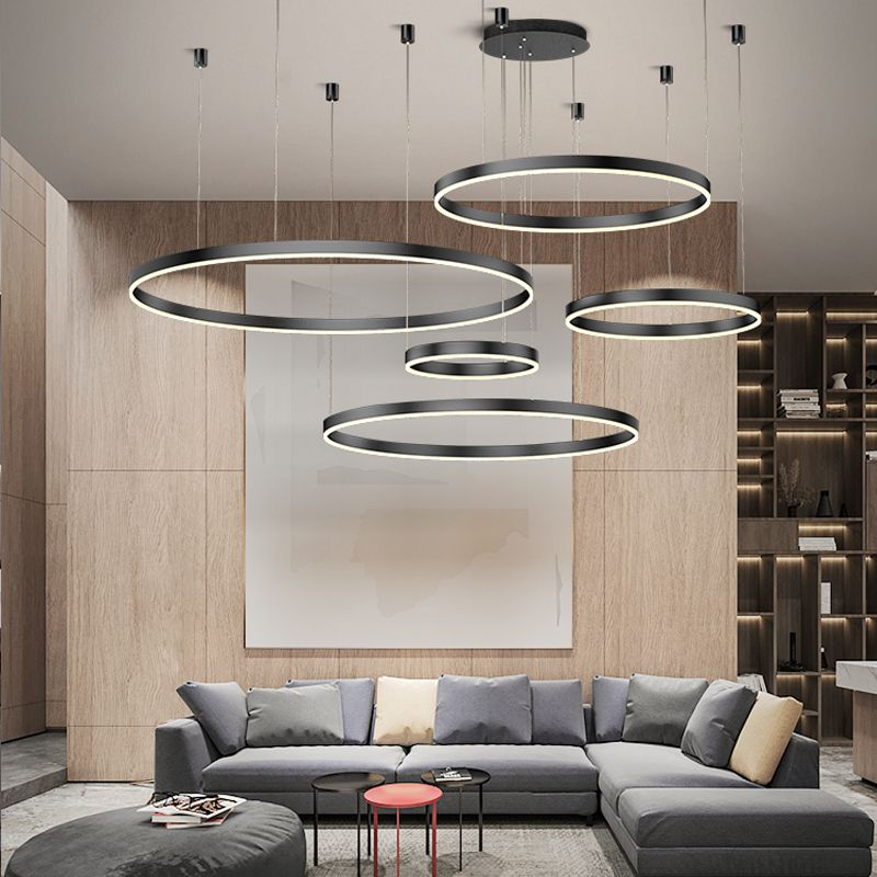 lowest price Chrome Gold Plated Hanging NEW Modern Pendant Lights For Dining Room Kitchen Room Home Deco Pendant Lamp Fixture luminaire