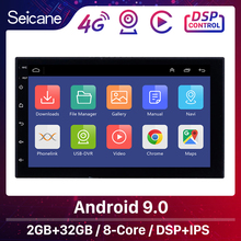 Seicane 2Din Android 9.1 autoradio universale GPS per NISSAN TOYOTA KIA VW Hyundai Suzuki Honda RAV4 SUNNY YARIS COROLLA VIOS