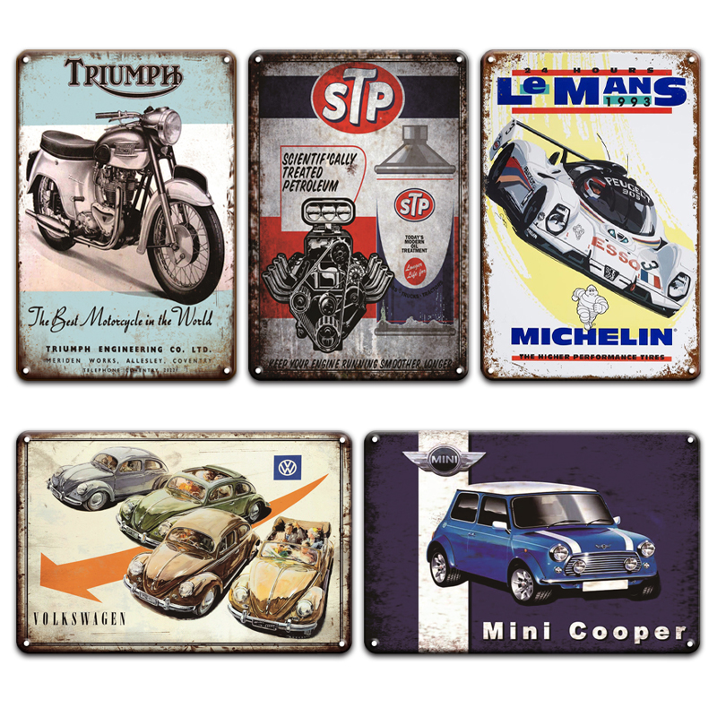PERSONALISED  ROVER 350 CLASSIC CAR   GARAGE WORKSHOP  Metal Wall Sign