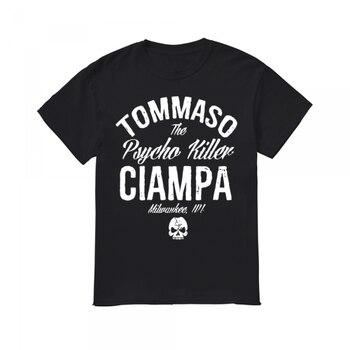 Blackheart Tommaso The Psycho Killer Ciampa Milwaukee T-Shirt