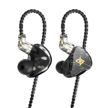 2019 AUGLAMOUR T100 Graphene coaxial double moving coil In ear Monitor Earphone HIFI Bass H