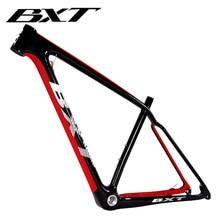 full carbon mtb boost frame 29er carbon bicycle 148*12mm frameset S M L mountain cycling frames 160mm brake BOOST bike frame
