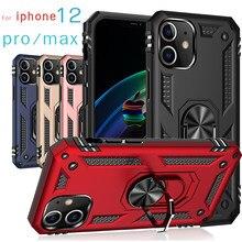 Pour iphone 12pro étui iphone12max 12 pro max iphone12 i couverture de téléphone mini 12 étui 5g 2020 12max promax mince iphone12case armure