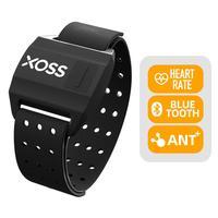 XOSS Arm pulsometr Monitor opaska na rękę pasek na rękę Bluetooth ANT + bezprzewodowy Fitness zdrowie inteligentny czujnik rowerowy dla GARMIN w Komputery rowerowe od Sport i rozrywka na