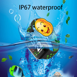 Image 2 - LUOKA F8 פרו חכם שעונים שעון IP67 עמיד למים 15 ימים ארוך המתנה קצב לב לחץ דם Smartwatch תמיכת IOS אנדרואיד