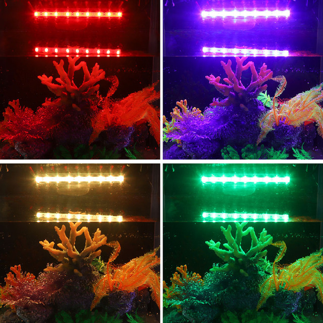 24-Button Smart Remote Color Aquarium Lighting 6