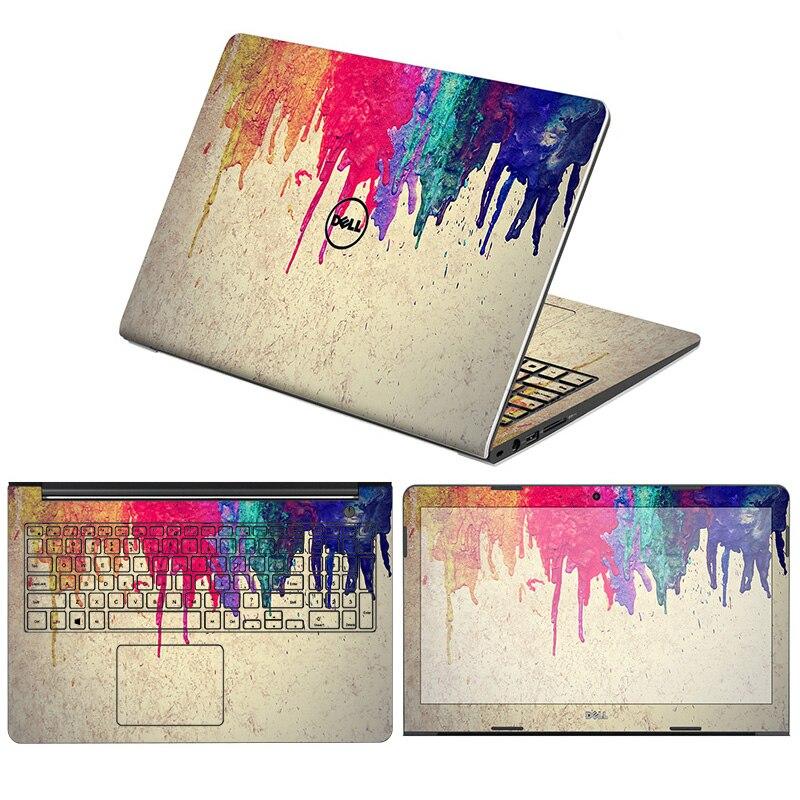 Pieles de Laptop para DELL G3-3500 G5-5500 G7-7500 impresión cubierta para ordenador portátil de PVC pegatinas para DELL G3-3590 G5-5590 G7-7790 G7-7590 etiqueta