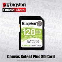 Memory-Card Flash-Card Canvas Kingston Select 512GB 256GB 32GB 64GB 128GB for HD 1080p