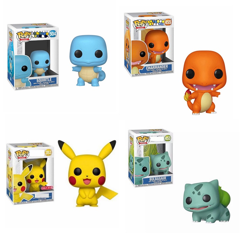 Funko POP Pokemon Action Figures 1