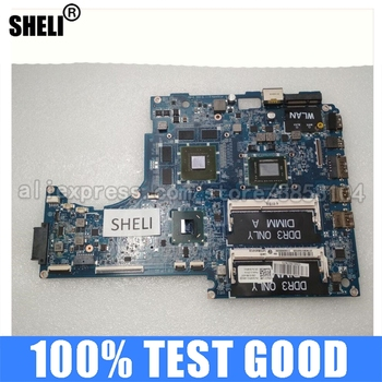SHELI for Dell 15z L511z Motherboard with I5-2410M DASS8BMBAE1 CN-0H9FHV 0H9FHV H9FHV DDR3 Inspiron Intel Integrated image