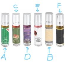 Extracts Essential-Oils Muslim Perfume Islamic-Supplies Gift Religious for as 6ML Alcohol-Free-Plant