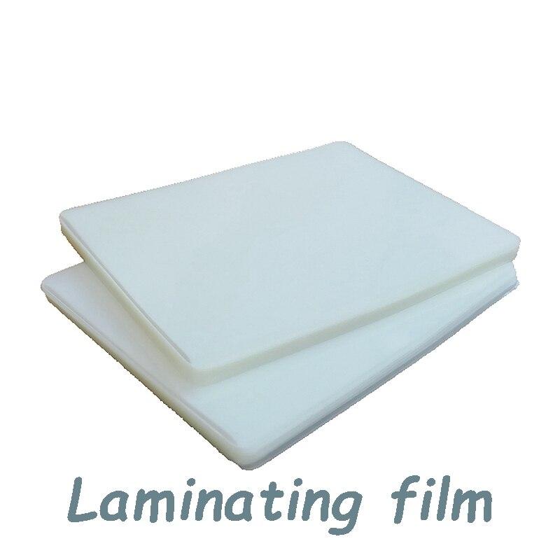 50MICRON A3 A4 Size Laminating Waterproof Hot - Temperature Laminator Film A5 4R