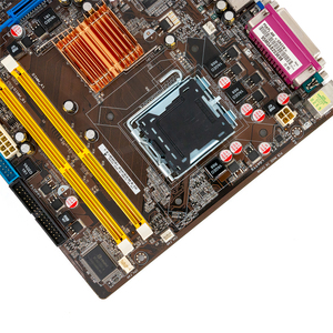 Image 4 - Asus P5KPL AM Desktop Motherboard G31 Socket LGA 775 For Core 2 Extreme DDR2 4G SATA2 USB2.0 VGA uATX Original Used Mainboard