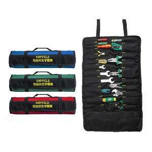 Case Organizer-Holder Wrench-Bag-Tool Pocket-Tools Roll-Storage Portable Pouch Oxford-Cloth