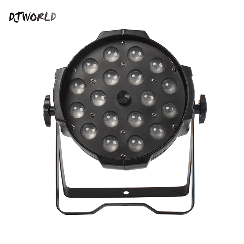 4PCS/LOT 18*12W RGBW Zoom LED Par Light Indoor Led Par Zoom DMX512 For Disco DJ Projector Machine Parties Decoration Christmas