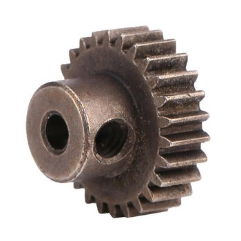 64T 21T Steel Motor Gears Parts Pinions Accessory Suitable for HSP94111 94123 and for 1:10 RC Cars Accessories Parts image