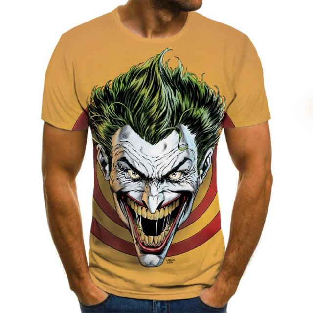 Joker Fashion T-shirt 10