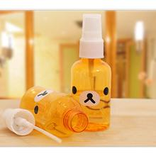 1PC Refillable Bottl Transparent Empty Spray Bottles 30ml/50ml/100ml Plastic Mini Refillable Container Empty Cosmetic Container