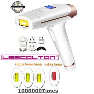 Image 3 - lescolton More lamps choose 7in1 5in1 6in1 4in1 IPL Laser Hair Removal Machine Lazer epilator Hair removal For Boay Bikini Face