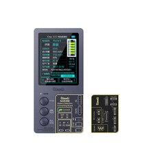 Qianli programador de sensor de luz ICopy Plus 2,1, dispositivo con batería para teléfono 11pro 11promax 8 x xs max, lectura de datos, edición de reparación