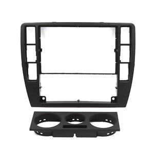 3B0 858 069 For Passat B5 Central Decoration Surface box Central dashboard frame refitting frame Radio DVD player frame