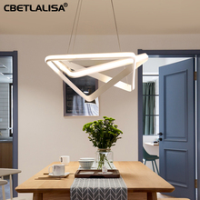 Led lamp chandelier new aluminum decorative kitchen lamp living room kitchen home Lighting
