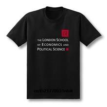 Mannen T-shirt De London School Of Economics En Politieke Wetenschap Britse Universiteit Lse S Preppy Chic Tee T-shirt vrouwen