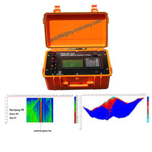 Tomography-Equipment Geophysical ERT Resistivity-Meter Induced 2-D And