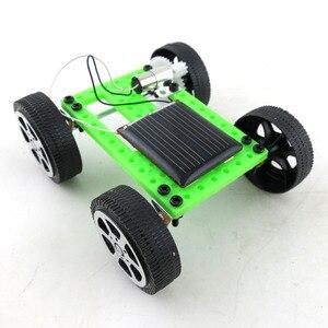 Mini Solar Grasshopper Robot E