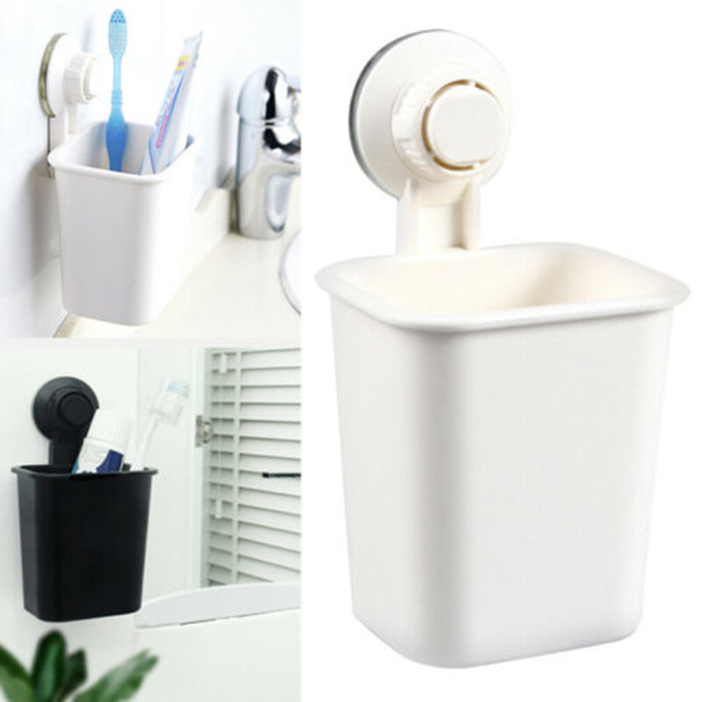 Eco Friendly Toothbrush Holder Bathroom Organizer Made Of Quality Material For Bathroom Accessories 1
