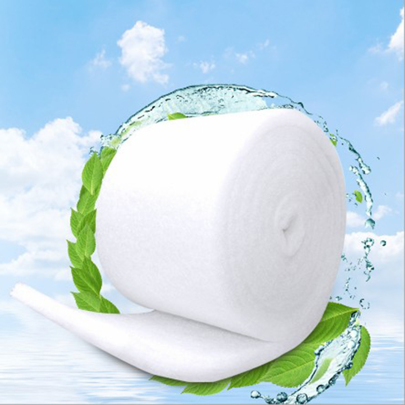 Super Thick Biochemical Practical Cotton Sponge Aquarium Filter Fish Tank Pond Foam White Sponge Acesorios Acuarios High Quality