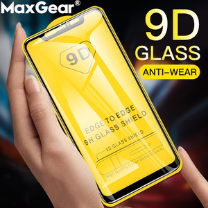 2pcs Tempered Glass For Xiaomi Redmi Note 9 S Pro Max 8T Screen Protector Redmi Note 9S 8 T 7 6 5 Pro 8Pro Full Protective Film(China)