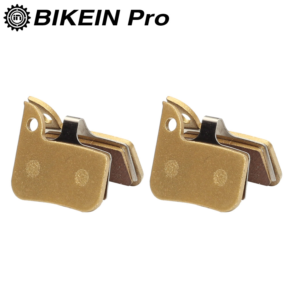 4 Pairs Bicycle Metallic Hydraulic DISC BRAKE PADS FOR SRAM HRD Red 22 B1