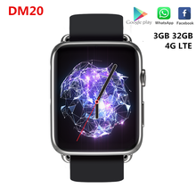 DM20 4G LTE Smart Watch Support SIM card 3GB RAM 32GB ROM 1.88inch IPS Screen GP