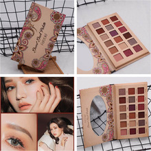 Shimmer Matte Heart-shaped Makeup EyeShadow Palette Glitter Metallic EyeShadow Pallete  makeup pallete  eyeshadow palette недорого