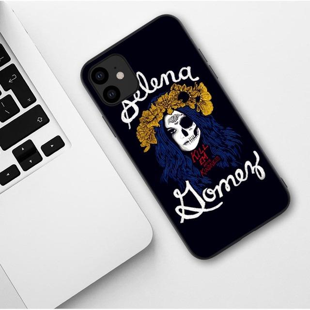 3D SELENA GOMEZ IPHONE CASE (9 VARIAN)