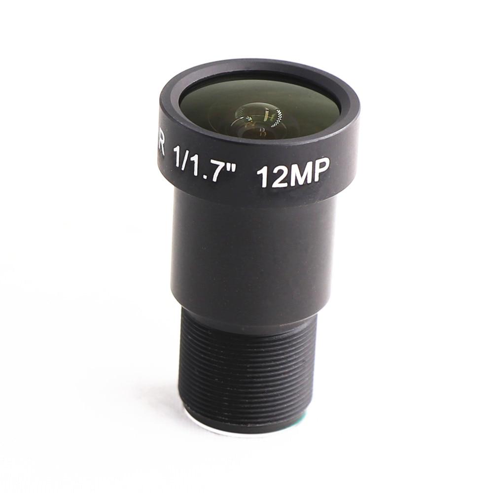 12MP 5mm ручной фиксированный фокус M12 крепление объектива