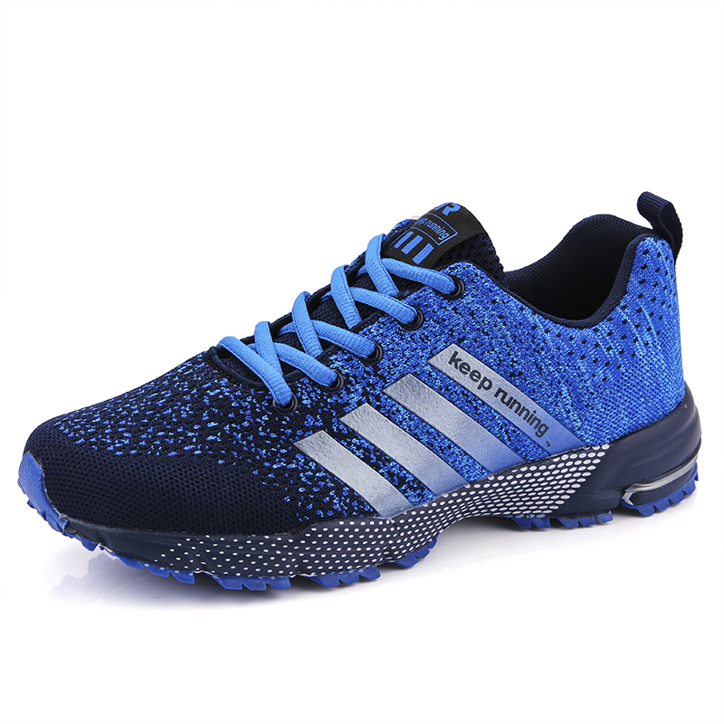 Men Running Shoes Breathable Outdoor Sports Shoes Lightweight Sneakers for Women Comfortable Athletic Training Footwear 14