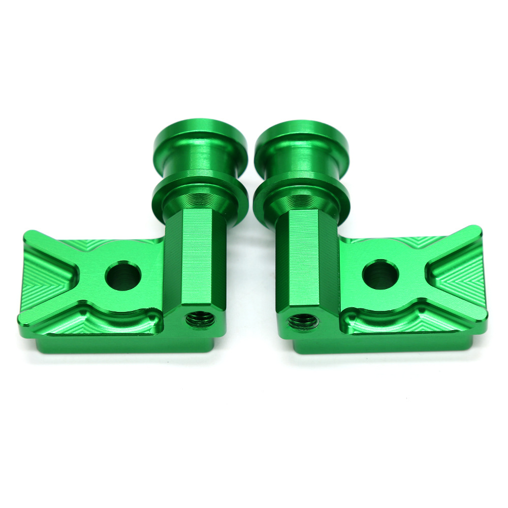 Applicable Kawasaki Z125 Motorcycle Refit Rear Fork Plug Brought Up Turn Ball Screw For Motorbike Parking Lift Cross Border