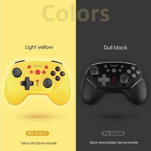 Image 2 - Ipega PG 9162 Gamepad Mini BT Wireless/Wired 6 axis Turbo Controller for Switch Support Dropshipping