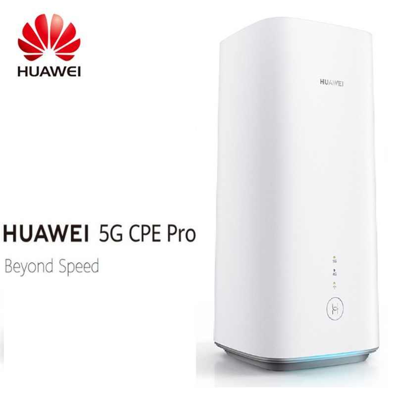 Huawei 5G CPE Pro H112-372 Balong 5000 Scatola Sigillata Router Wireless NSA + SA Originale 3GPP Una Scheda Sim slot