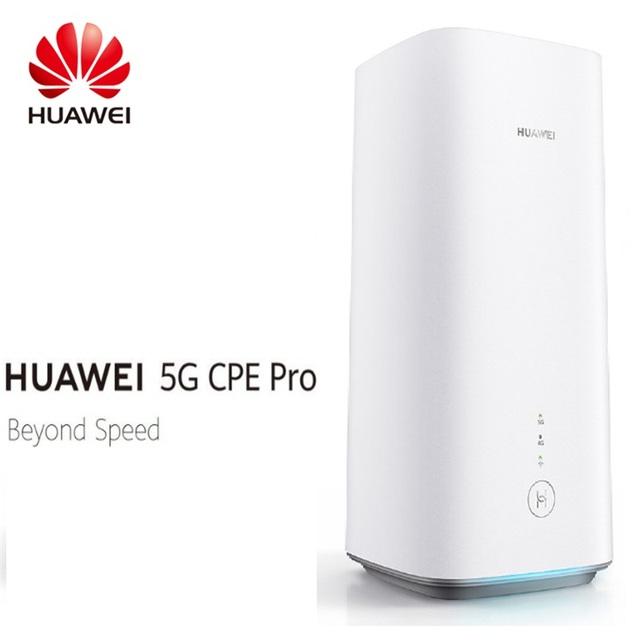 Huawei 5G CPE Pro H112-372 Balong 5000 Sealed Box Wireless Router NSA+SA Original 3GPP One Sim Card Slot