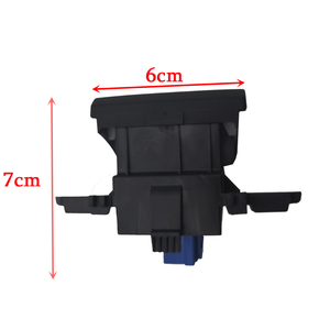 Image 5 - Elektronische Hand brems Schalter Handbremse taste Geeignet Für Peugeot 3008