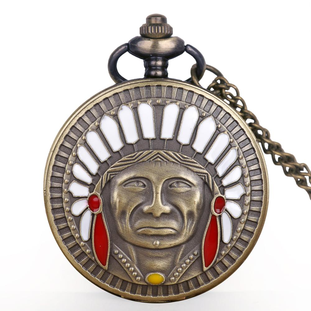 New-Fashion-Pocket-Watches-Ancient--Old-Man-Portrait-Quartz-Pocket-Watches-Bronze-Pendant-Necklace-Chain (4)