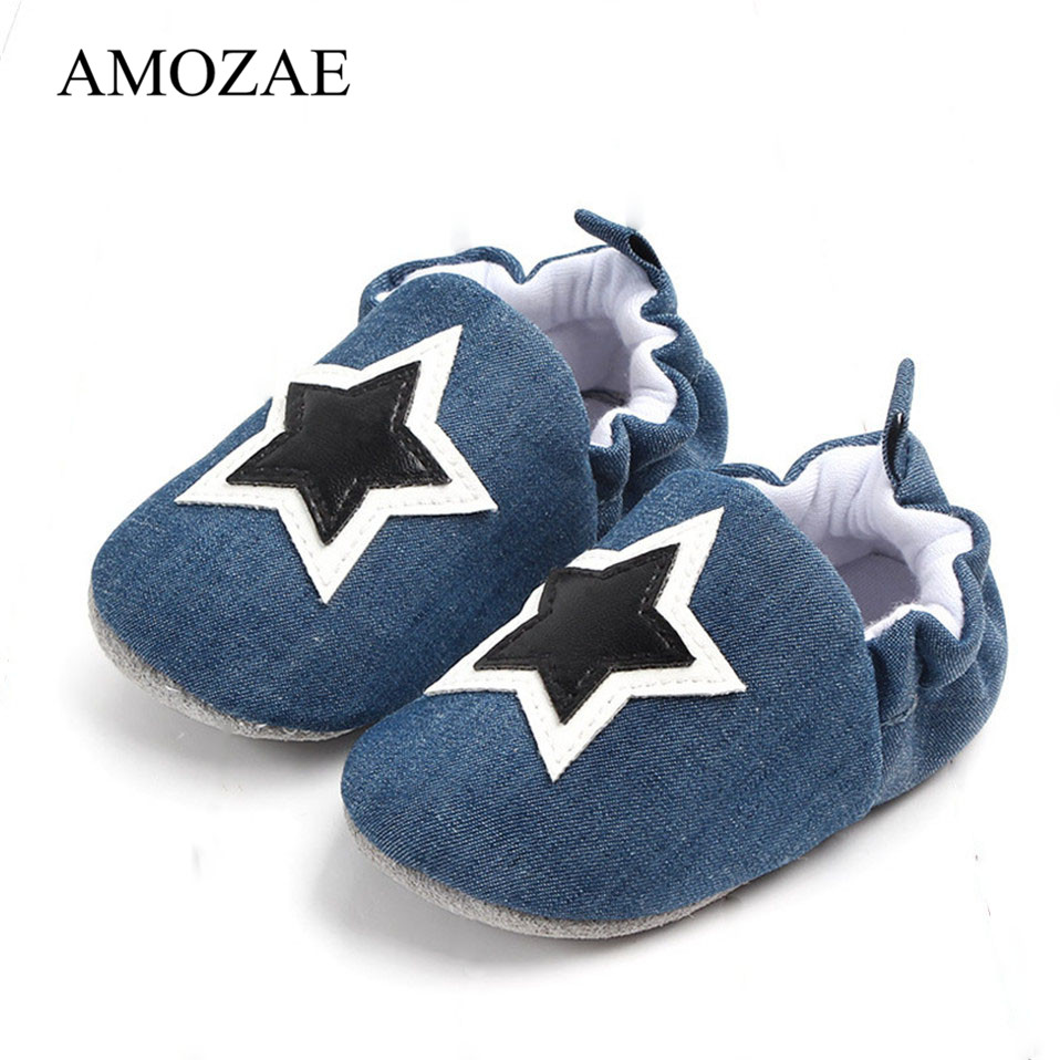 Cartoon Baby Shoes Cute Newborn Boys Girls First Walkers Flower Soft Sole  Shoes Footwear Toddler Cotton Booties